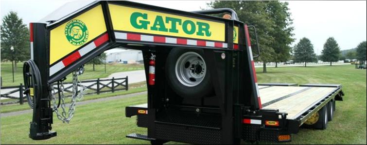 Gooseneck trailer for sale  24.9k tandem dual